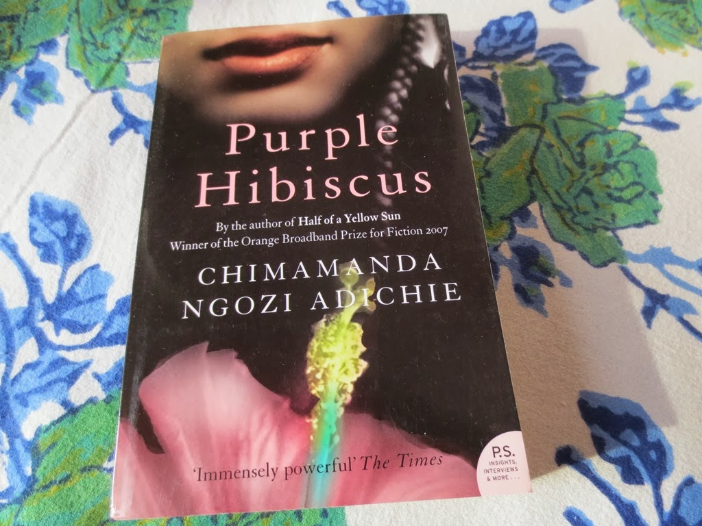 """a plot summary of the novel purple hibiscus by chimamanda ngozi adichie Purple hibiscus is a story told in the first person by kambili, a 15-year-old   review of """"purple hibiscus"""" by chimamanda ngozi adichie  and leads to  perhaps the biggest issue of the book: domestic abuse of women and."""