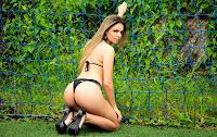 Bela da torcida Bianca Grippi do Botafogo