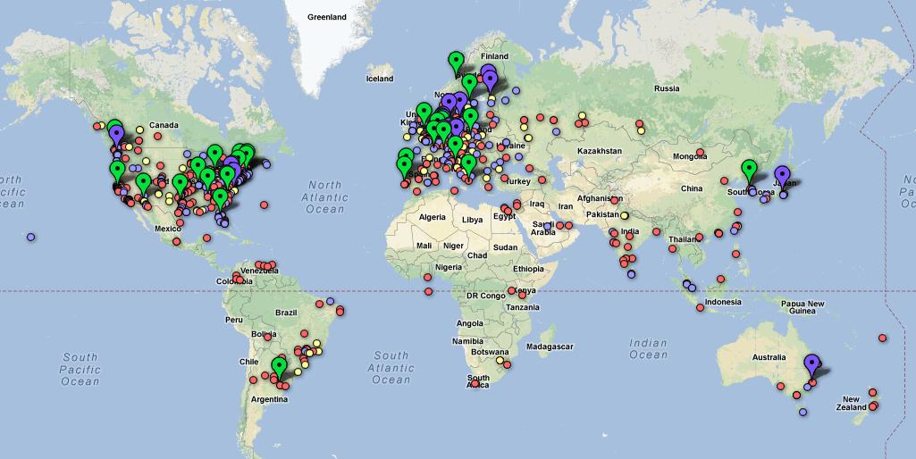 net-score test locations