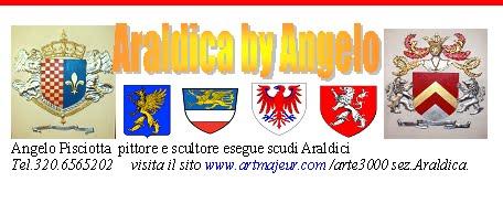 ARALDICA DI ANGELO PISCIOTTA