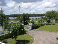 View of Belait River