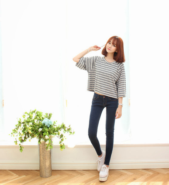 Ulzzang Fashion Summer Korean Girls Summer Fashion