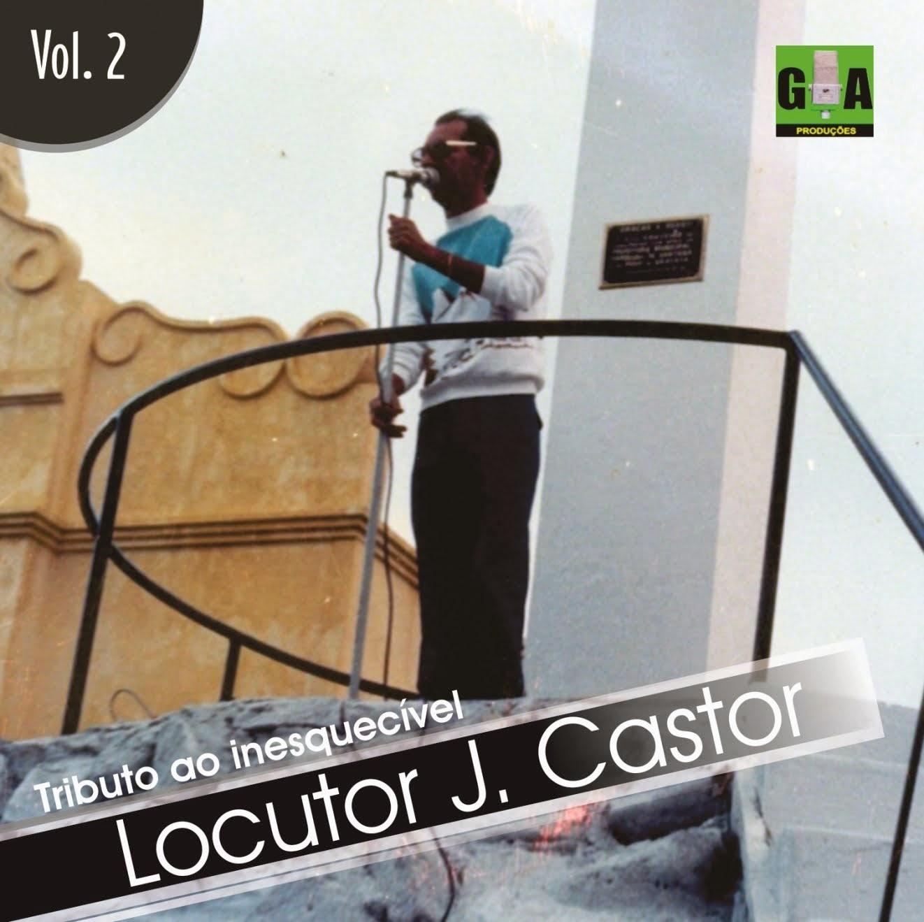 CD TRIBUTO AO INESQUECÍVEL J. CASTOR