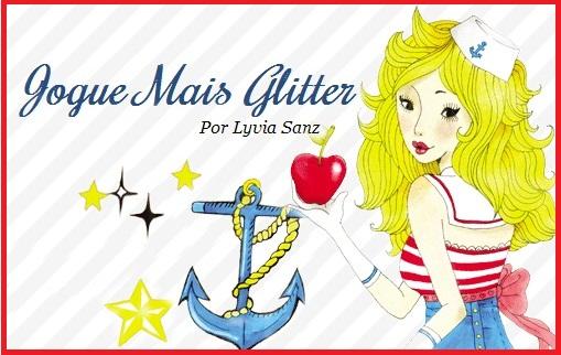 Maquiagem é no Blog Jogue Mais Glitter