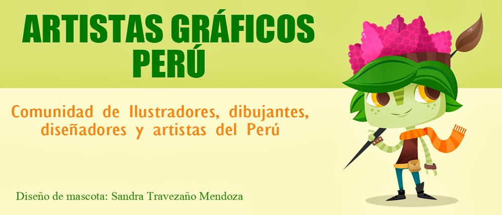 Artistas Graficos Peru- Artistas Ilustradores