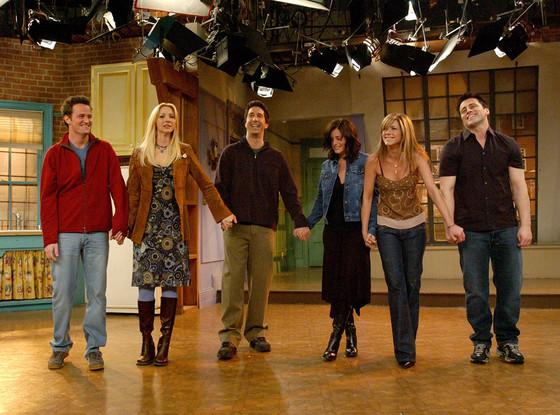 Los protagonistas de Friends - curiosidades