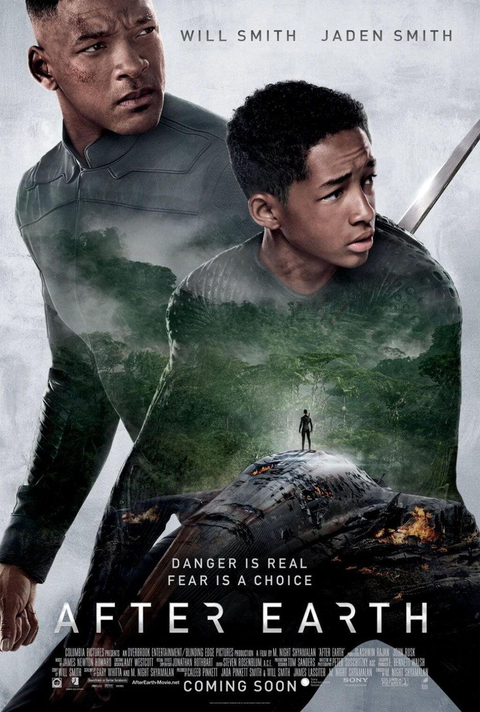 After Earth | Movie review | ColourlessOpinions.com™