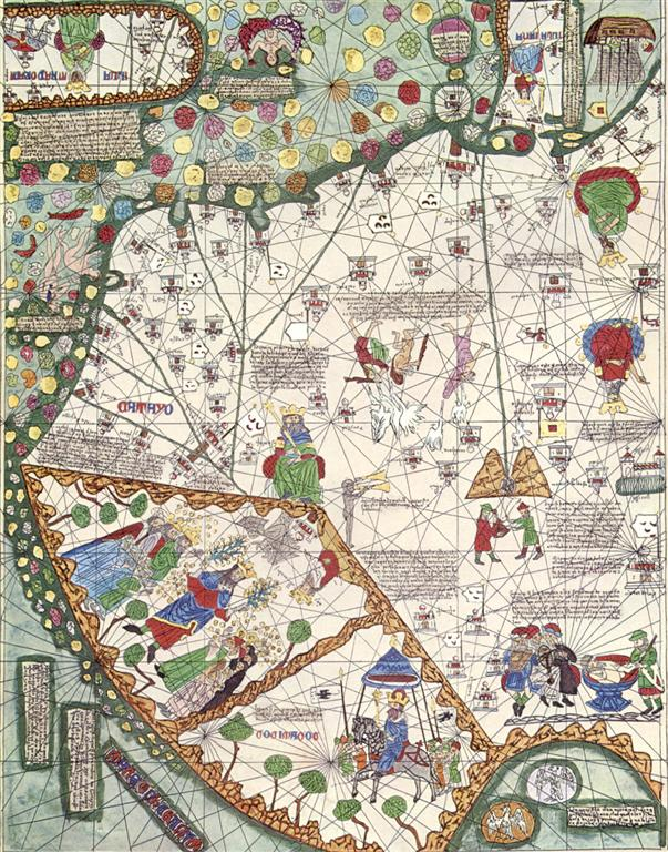 S vikas world map 14th century description world map made around 1420 by the italian cartographer pietro vesconte gumiabroncs Image collections