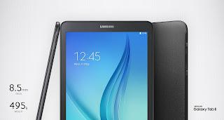 Características técnicas Samsung Galaxy Tab E