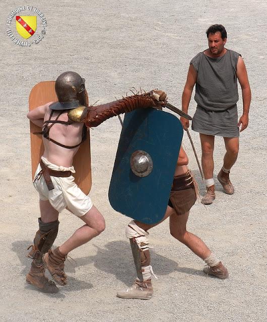 GRAND (88) - Les gladiateurs dans l'arène ! - Provocatores