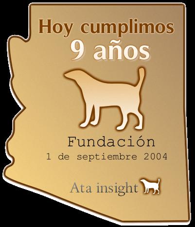 cumpleaños de ata insight