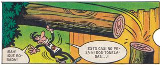Anacleto agente secreto de Vázquez