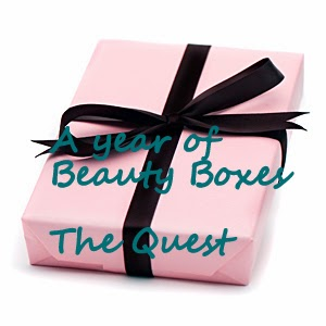 A Year of Beauty Boxes- The Quest to try them All