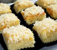Resep Cara Membuat Cake Tape Keju Kue Enak