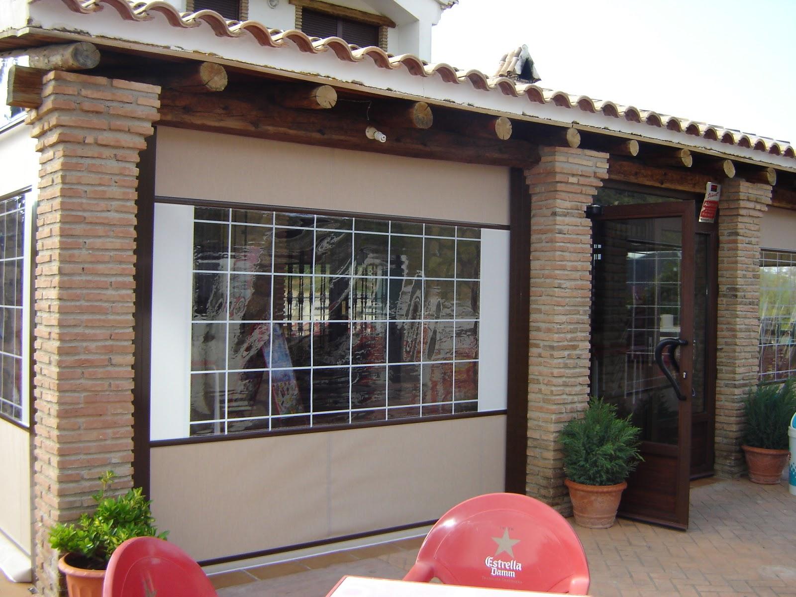 Joymar cortinas y toldos - Toldos para porches ...