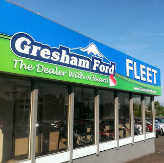 Gresham Ford Fleet | 2173 East Powell Blvd. Gresham OR 97080