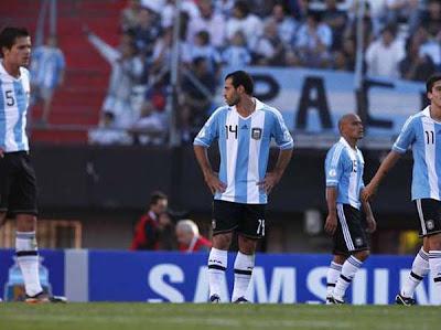 Argentina 1 - 1 Bolivia (2)