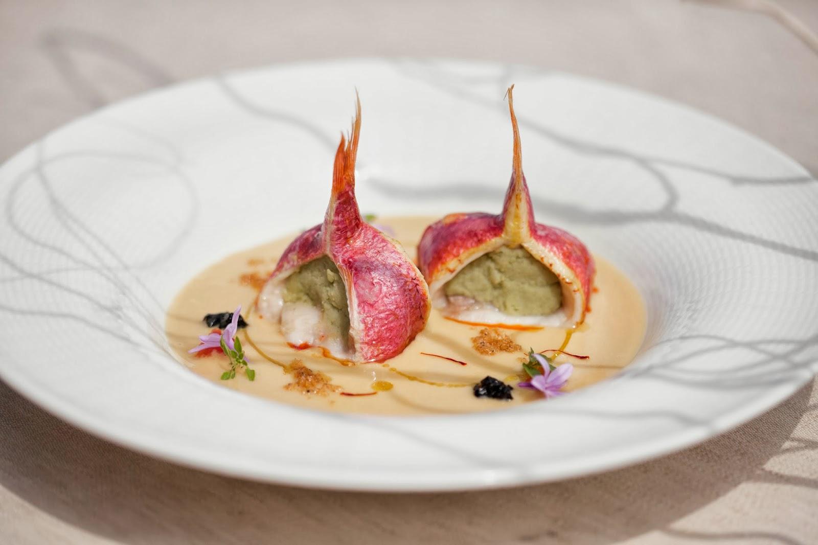 Crescenzo scotti foto piatti ristorante il cappero 2013 for Piatti ristorante