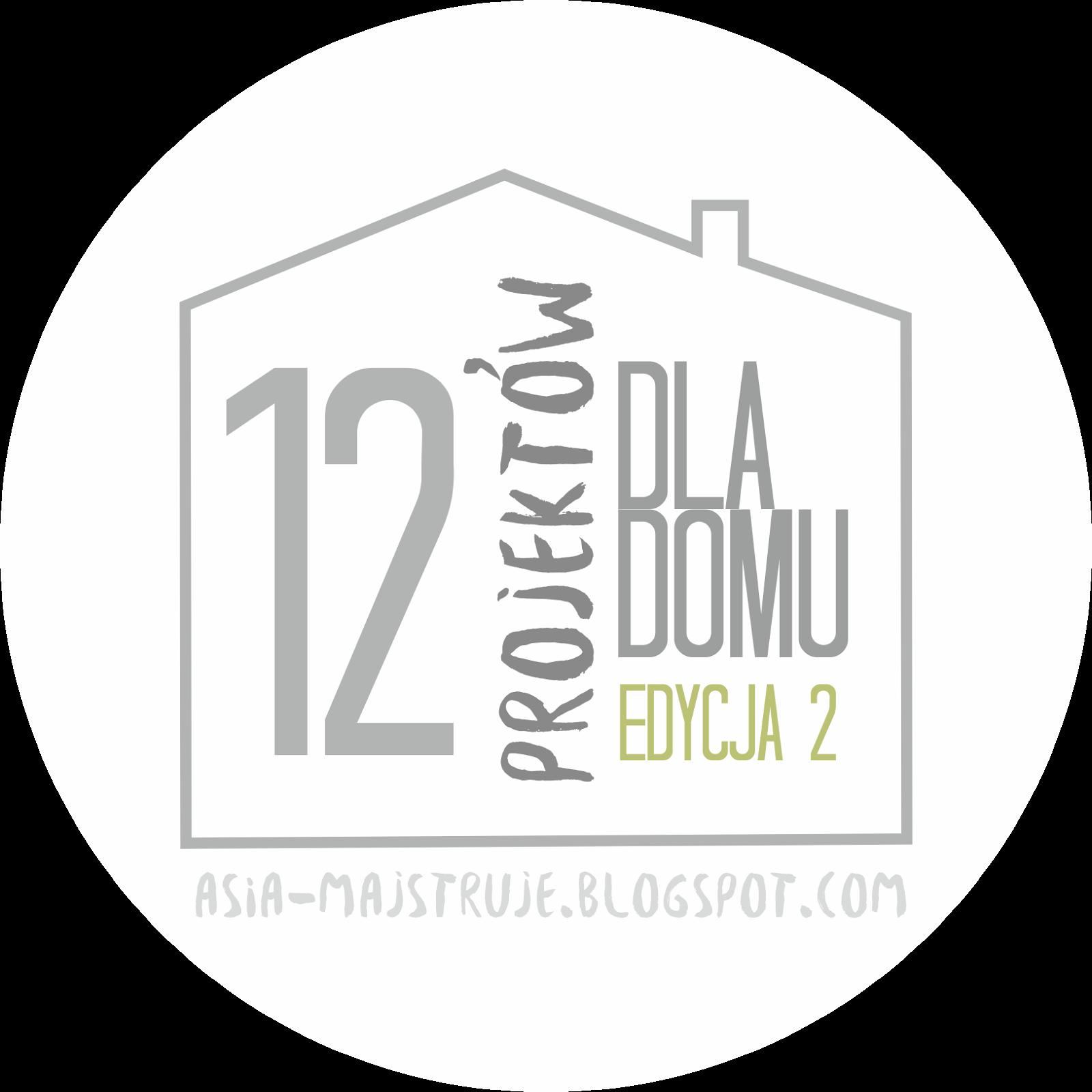 12 projektów dla domu