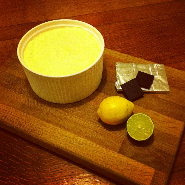 ShortCake Sisters' Lemon & Lime Mousse | ShortCake Sisters