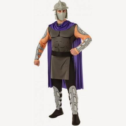 Disfraz Shredder Tortugas Ninjas