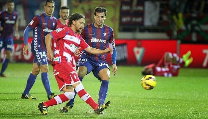 Granada vs Eibar en vivo