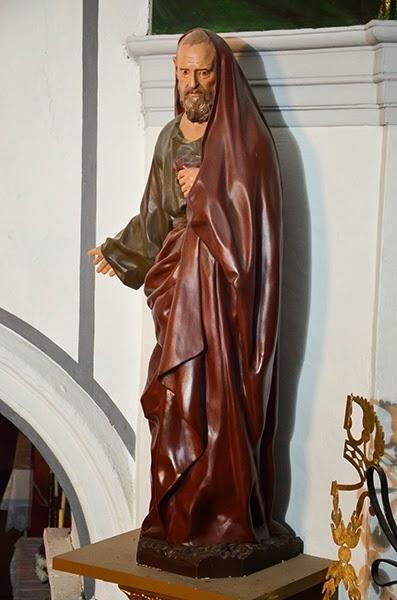 San Joaquín Penáguila Alicante Arturo Serra escultura 6