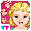Babies & Puppies - Care, Dress Up & Play App iTunes Google Play App Icon Logo By TabTale LTD - FreeApps.ws