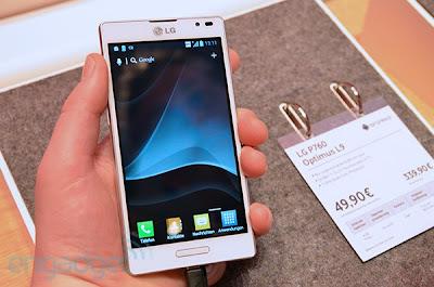 LG Optimus L9 İnceleme