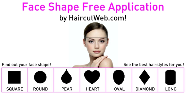 Find out your face shape and get tips on the best hairstyles just ...