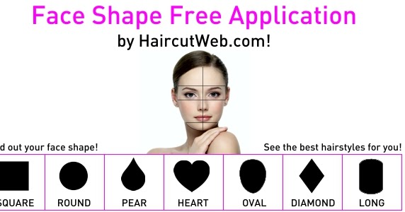 how to find out your face shape