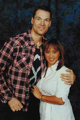 w/ Daniel Cudmore ~ 2011 Breaking Dawn Convention