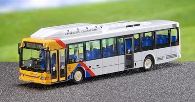 Model Bus Kota