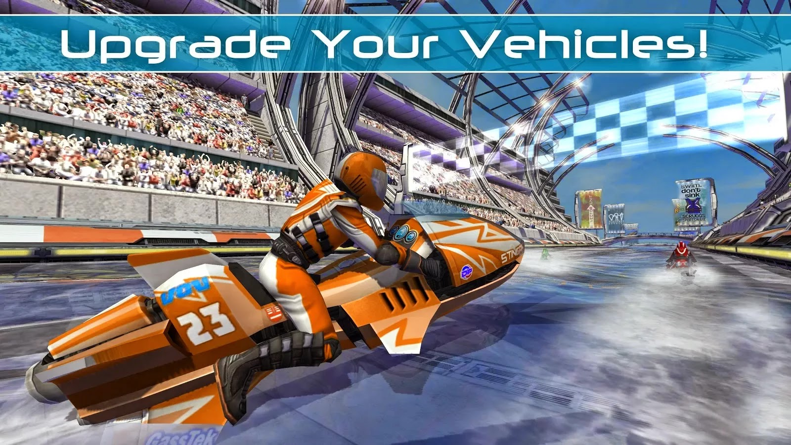 Riptide GP2 v1.2.3 Mod [Unlimited Money]