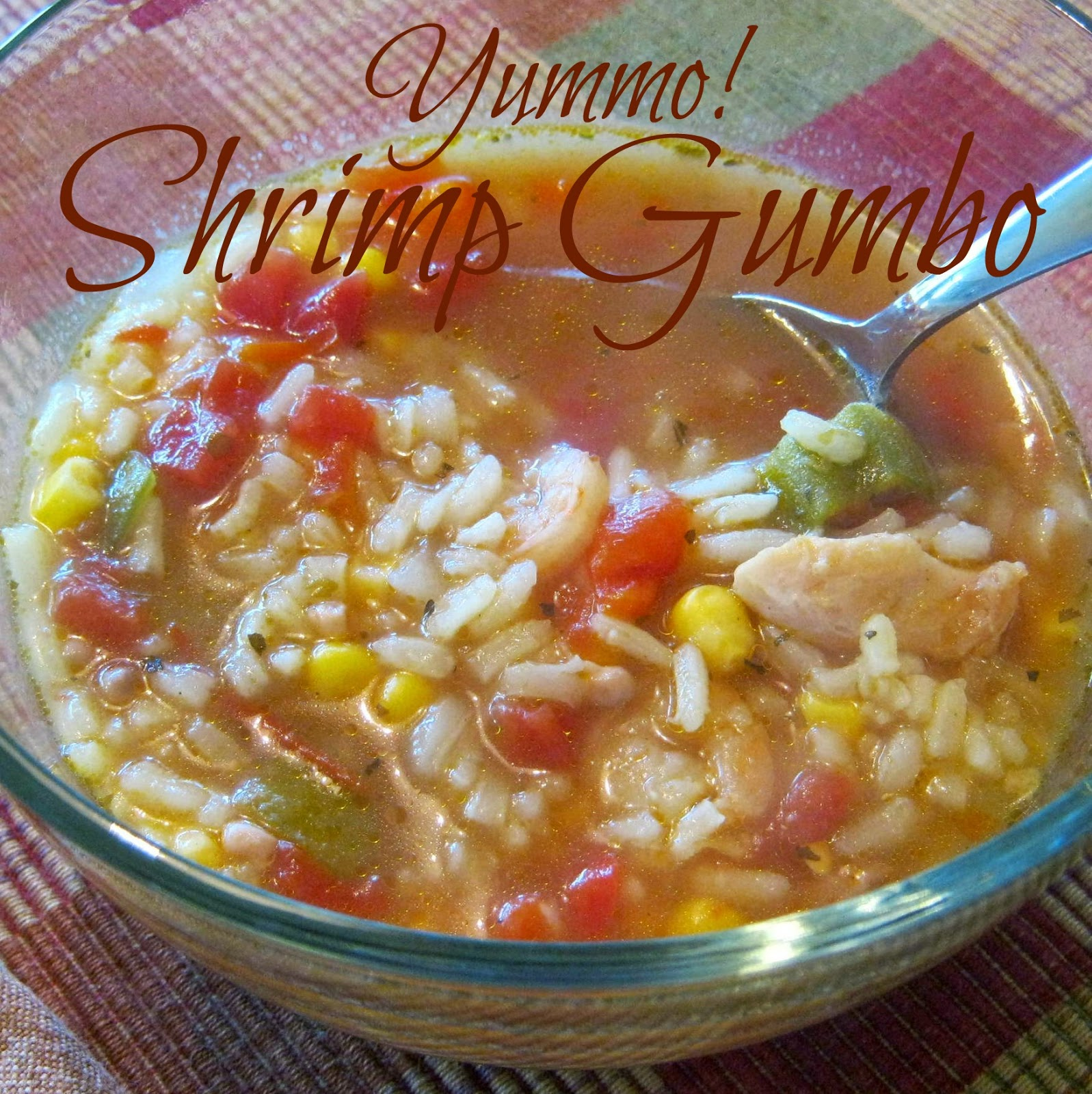 Shrimp Gumbo Recipe from Recipes for Real People