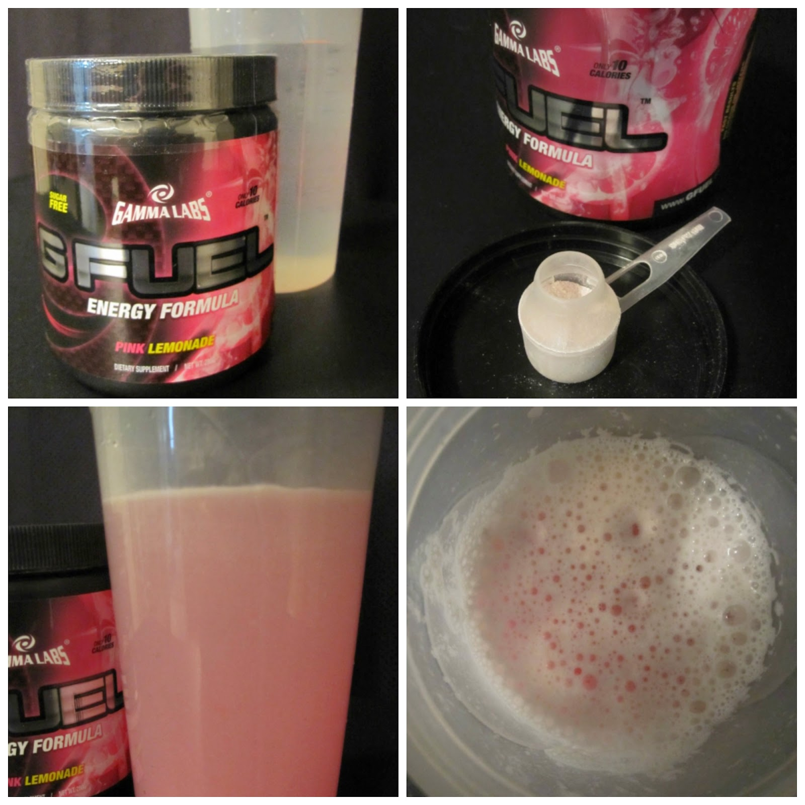 Thefugitiveinc Betterthanlife Reviews Pink Lemonade G Fuel