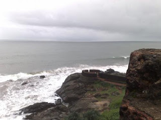 View of Bekal Fort