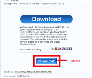 How To Download In 2 Shared