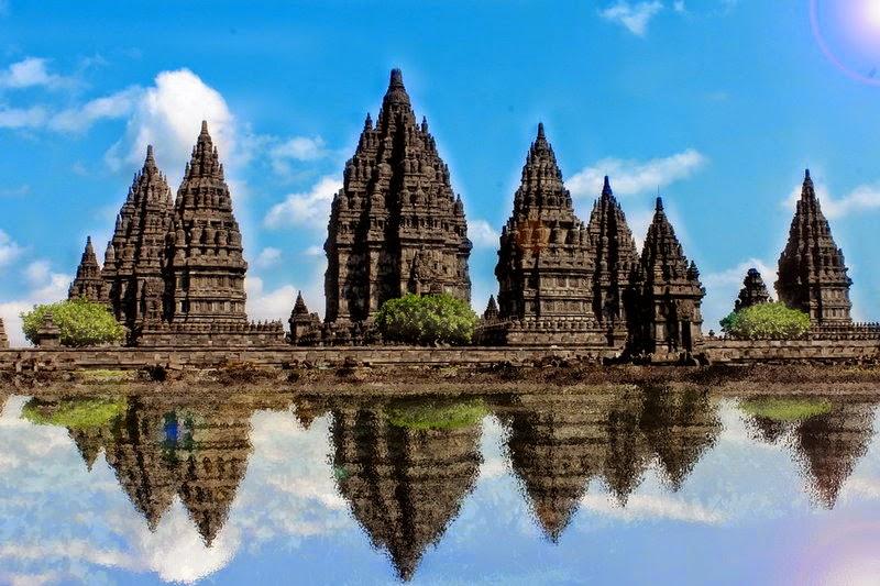 Sejarah Dan Wisata Candi Prambanan