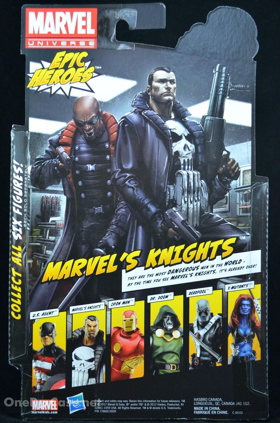 Marvel Legends Punisher Variant of Marvel Legends Variants