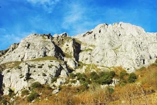 Quirós, vista de la sierra de Caranga
