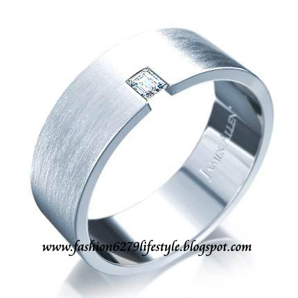 Fashion Life Style Wedding Rings For Men