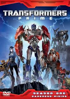 Transformers Prime - Saison 1 - Episode 01  Le retour des Decepticons