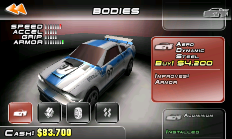 Raging Thunder 2 apk ~ The Hut of Android