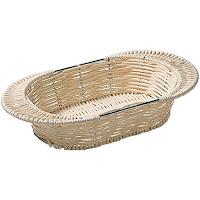 COS PAINE- cosuri paine- oval, din rattan - produse profesionale horeca- PRET
