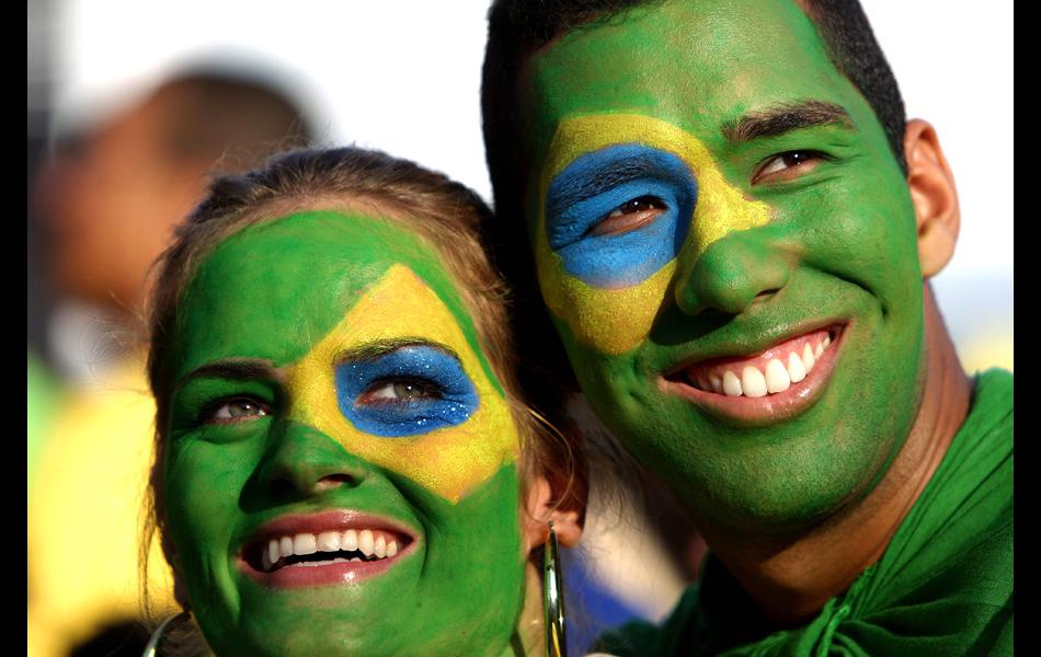 VOZÃO DE CORAÇÃO: Campanha: Os caras pintadas alvinegros!!!