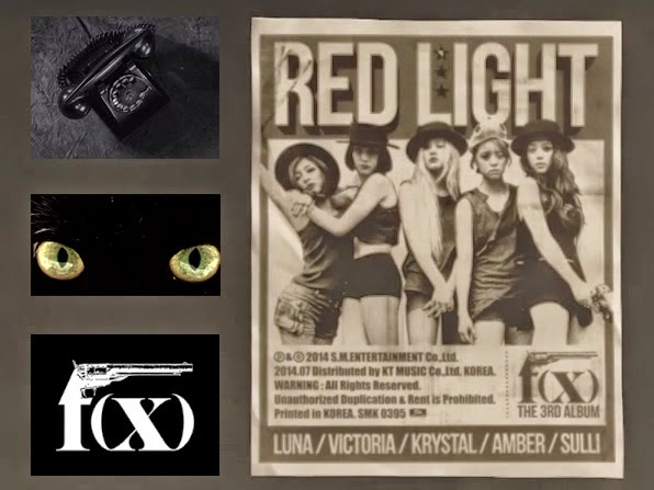 f(x) Red Light Music Video