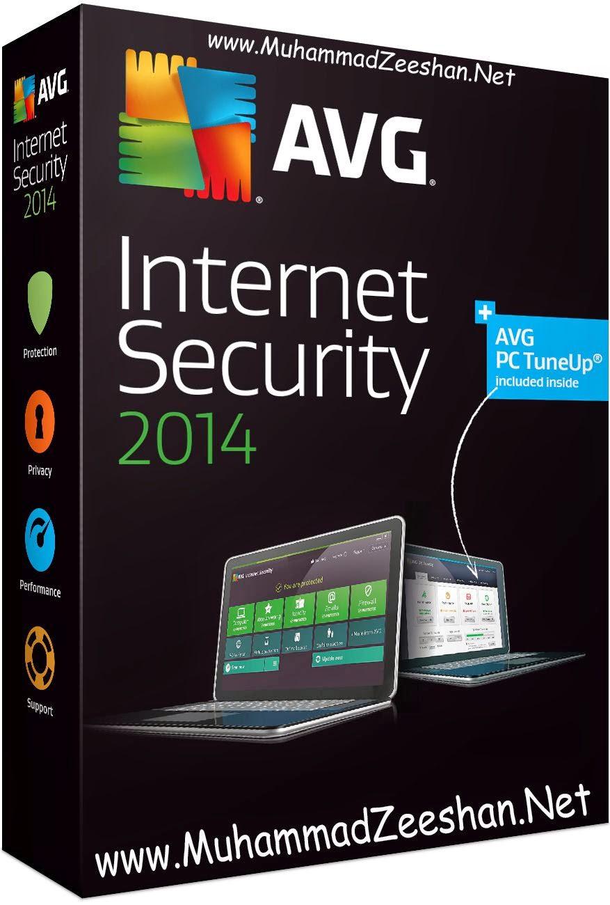 AVG Internet Security 2014 14.0 Build 4161 + Key Full Version ( 32Bit & 64Bit )