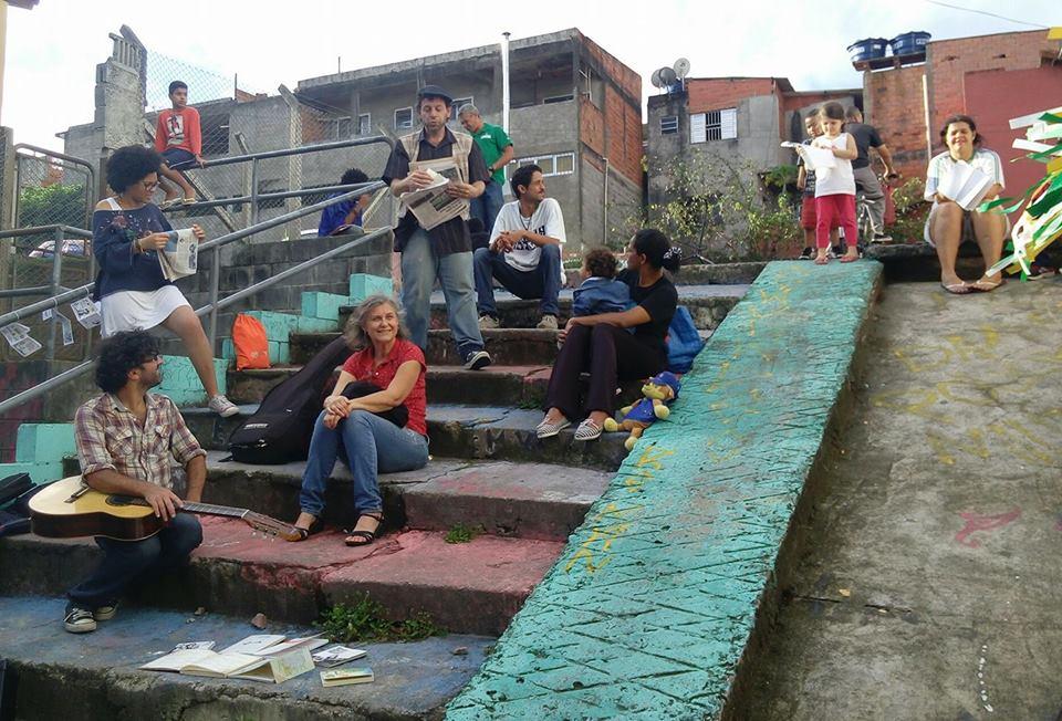 Praçarau na Fábrica de Cultura Capão