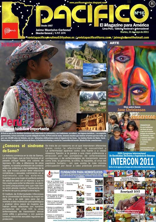 Revista Pacifico Nº 16